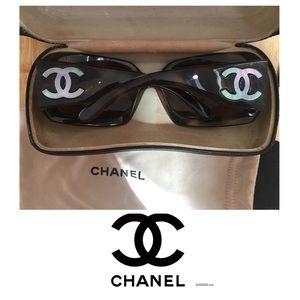 🎉🎉HOST PICK🎉🎉CHANEL Tortoise Shell Sunglasses